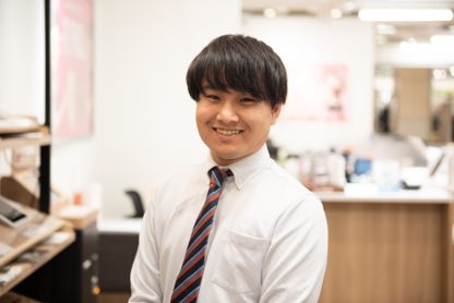 金子さん(2016年9月中途入社)